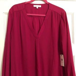 XL Chaus blouse
